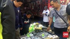 Berkah Lebaran untuk Penjual Mainan di Rutan Salemba