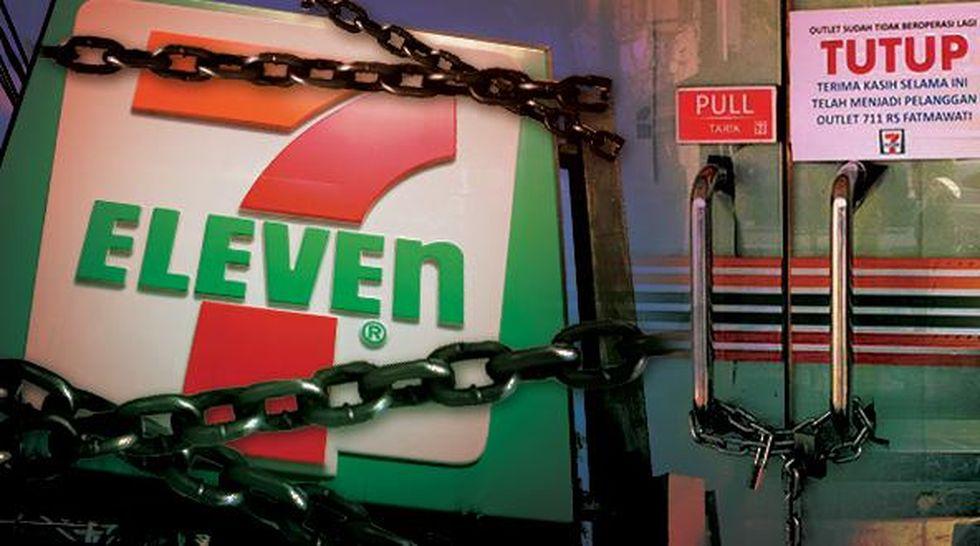 Fokus : Selamat Tinggal 7-Eleven