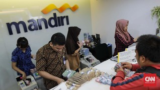 Bank Mandiri Belum Fokus Manfaatkan Pelonggaran Uang Muka KPR