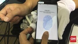 2018, Akan Muncul Ponsel Dengan Pemindai Sidik Jari di Layar