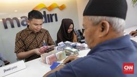 Bank Mandiri Buka 302 Kantor Cabang selama Libur Lebaran