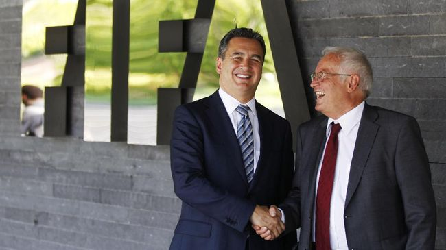 Nama Pangeran William Disebut dalam Laporan Korupsi FIFA