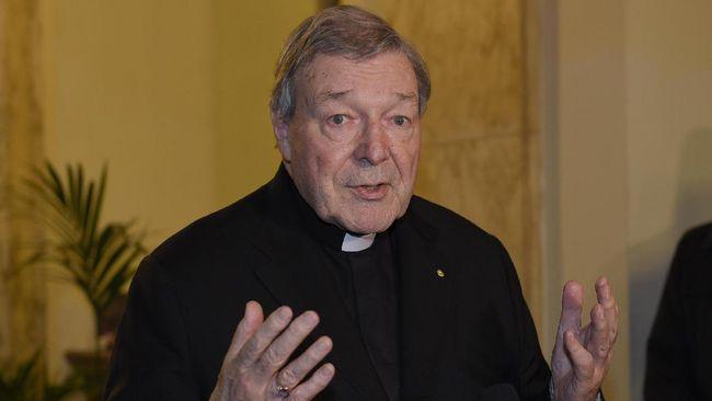 Menkeu Vatikan Terlibat Pelecehan Minta Disidangkan Ulang