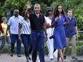 Di Jakarta, Keamanan Obama Setingkat Saat Jadi Presiden