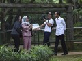 Kaesang Jokowi Lego Kaus 'Kolektor Kecebong' di Car Free Day