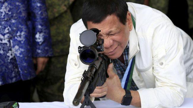 Kongres Sepakat Perpanjang Darurat Militer Mindanao