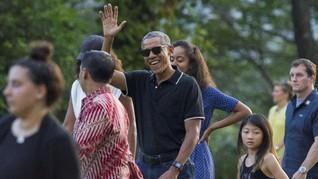 Sambal Terong dan Urap Jadi Menu Makan Siang Obama di Yogya