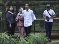 Jokowi dan Mantan Presiden SBY Sama-sama Gemar Primata