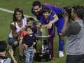 Messi Ajak Anak Bertemu Sinterklas di Finlandia
