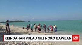 Pulau Gili Noko Bawean Surga Bahari Tersembunyi