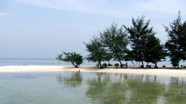 Sebuah Pulau di Jepang 'Menghilang'