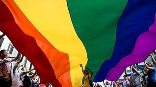 Antartika Turut Rayakan Bulan 'Pride' untuk Kaum LGBT