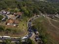 Akses ke Taman Wisata Alam Gunung Papandayan Masih Rusak