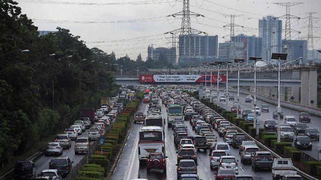 Dishub DKI Usulkan Contraflow Tol Dalam Kota saat Asian Games