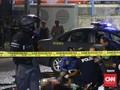 Pelaku Penusuk Anggota Brimob Teriak Kafir dan 'Allahu Akbar'