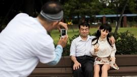 Kisah 'Cinta Silikon' Pria Jepang dan Boneka Seks