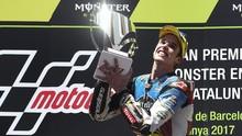 Juara Moto2 Kunci Alex Marquez Naik Kelas ke MotoGP
