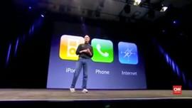 Satu Dekade Revolusi Ponsel Pintar Bernama iPhone