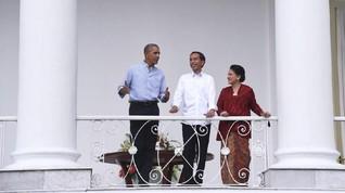 Menkominfo Sebut Kedatangan Obama Tunjukkan Indonesia Aman