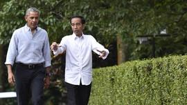 Kisah di Balik Pertemuan Jokowi-Obama di Bogor