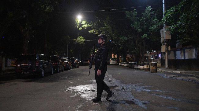 Ketika Polisi 'Ditikam' Waralaba Tanpa Syarat dari ISIS