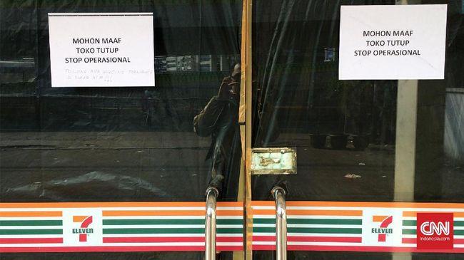Induk Sevel Masih Tunggu Uang Jaminan Kontrak Bayar Pesangon