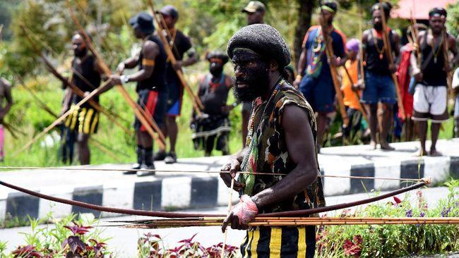 Kerusuhan di Puncak Jaya Akibat Provokasi Elite