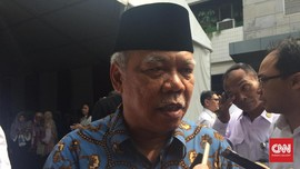 Menteri Basuki 'Satukan' Keluarga Lewat Masakan Jawa