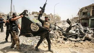 Trump Sebut Akan Umumkan kejatuhan ISIS Besok