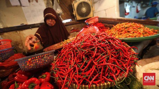 Pemerintah Sebut Inflasi Bisa Melandai Hingga 1,5 Persen