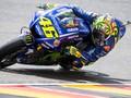 Valentino Rossi: Akhirnya Saya Tercepat di Hari Senin