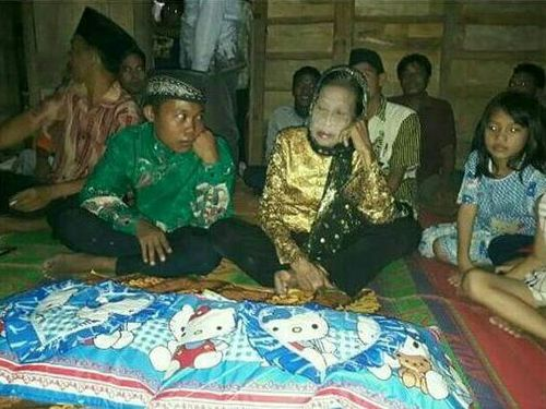 ABG Nikahi Nenek 71 Tahun, Psikolog Singgung Cinta Batiniah Vs Badaniah