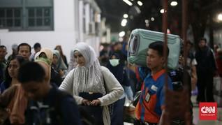 Pendatang Baru Ibu Kota Diperkirakan 71 Ribu Usai Lebaran