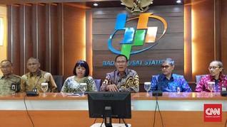 BPS Dukung Pemerintah Fokus Dagang ke Asia Selatan
