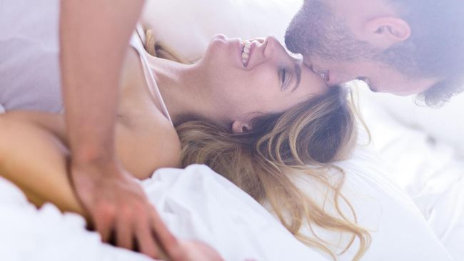 Delapan Hal yang Terjadi di Tubuh Saat Berhubungan Seks