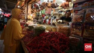 Survei BI Sebut Inflasi 0,18 Persen di Pekan Kedua November