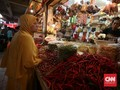 Jokowi Sebut Pasar Tradisional Harus Terus Direhabilitasi