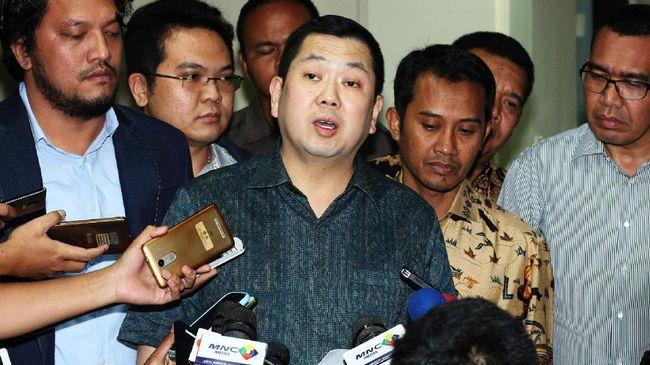 Jaksa Segera Tetapkan Harry Tanoe Tersangka Korupsi Mobile 8