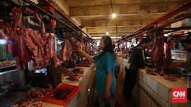 Mendag 'Rayu' Masyarakat Konsumsi Daging Beku
