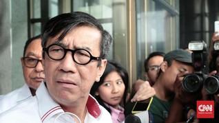 Aktivis Surati Jokowi, Minta Pecat Yasonna Laoly