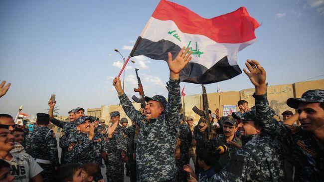 Sembilan Orang Tewas dalam Sehari Demo di Irak