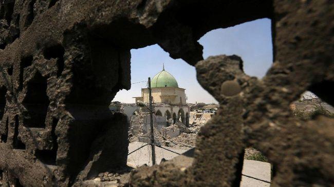 Kuburan Massal Korban ISIS Ditemukan di Irak