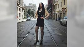 Model Wanita Tertinggi di Dunia, Tingginya Mencapai 210 Cm