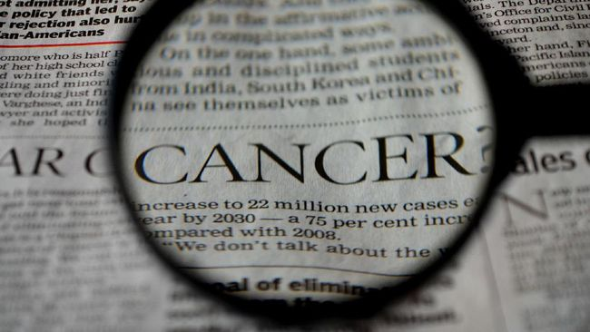 Kanker Paru Paru Kanker Pembunuh Nomor Satu Di Indonesia