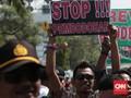Kembali Demo, Driver Online Keluhkan Beberapa Aturan