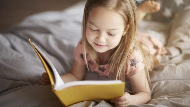 Dongeng yang Cocok untuk Anak Berdasarkan Usia