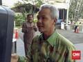 Ganjar Pranowo Resmi Daftar Pilgub Jawa Tengah Lewat PDIP