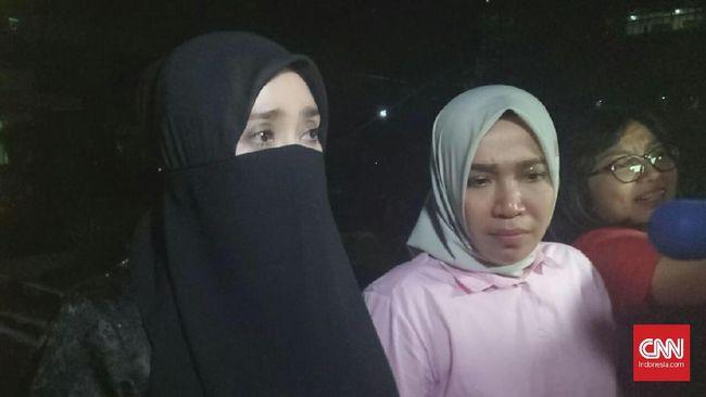 Firza Husein Minta Polisi Tangkap Penyebar Baladacintarizieq