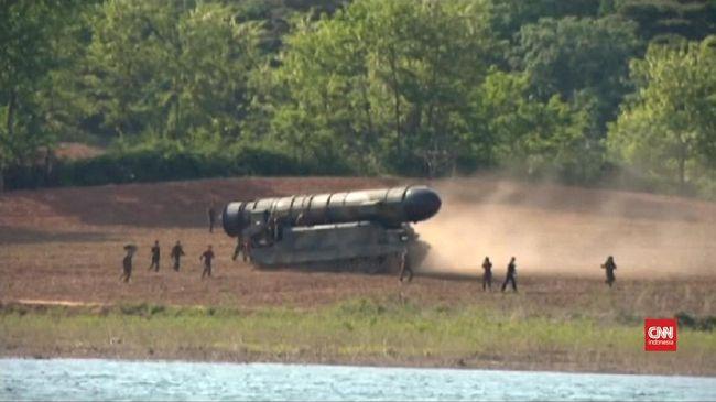 Tarik Perjanjian, AS Sebut Siap Kembangkan Senjata Nuklir