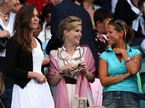 Foto: Intip Deretan Gaya Stylish Kate Middleton di Wimbeldon 2